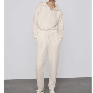 NWT Bloggers favorite Zara jumpsuit